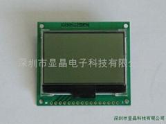 12864点阵液晶显示模块(LCD,LCM)
