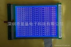 带触摸屏5.7寸32024点阵液晶显示模块(LCD,LCM)