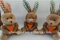 愛吃蘿蔔的小兔子