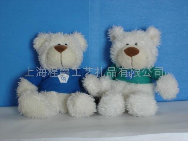 上海毛绒玩具熊 4