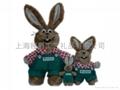 毛絨小兔子玩具 1