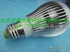 低压照明灯具LED球泡灯