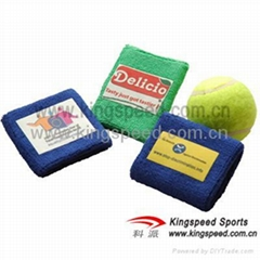 Promotion fashion towel sport wristband