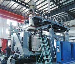 1000L PE /PP blow molding machine