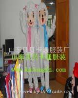 卡通人偶服装喜羊羊 2