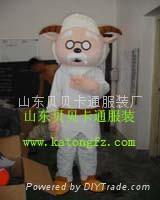 卡通人偶服装喜羊羊 3