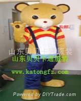 卡通人偶表演服饰维尼熊 2