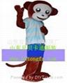 卡通人偶服装跳跳猴 2