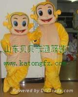 卡通人偶服装跳跳猴 3