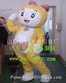卡通人偶服装机器猫 2