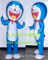 卡通人偶服装机器猫 3