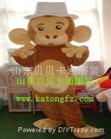 卡通人偶服装跳跳猴 4