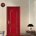 佛山廠家直銷實木橡木門房間油漆室內家裝原木門 4
