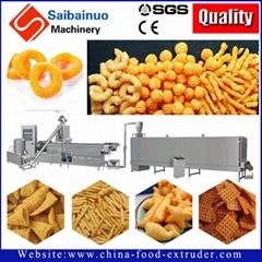 膨化食品生产线