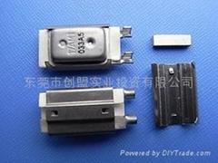 手动断电复位热保护器