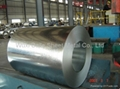 hot dipped zinc coated structural steel
