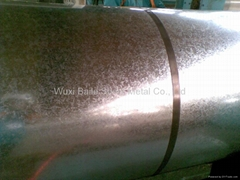G550高強度鍍鋅帶鋼