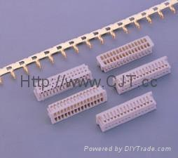 1.25mm molex同等品 51127-2005 電子電腦電池線對板連接器A1258