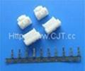 1.25mm(502380) molex同等品连接器 卡扣1.25连接 长江连接器A1259 器
