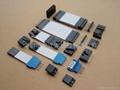 连接器,2.54mm富加宜,泰科,安普,莫莱克斯,莫仕)15-38-82470015389222 长江连接器A2550 2