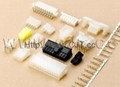 厂家直销4.2mm家用电器C4201连接器线对板 线对线连接器 长江连接器 3