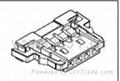 连接器 1.25mm PCB板连接器 A1254HA-4P(104085-0400) 3