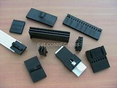 连接器FFC/FPC柔性排线连接器 线对板电子连接器