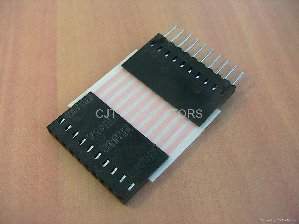CJTconn CRIMPFLEX CONNECTORS wire to board Electronic male and female 3