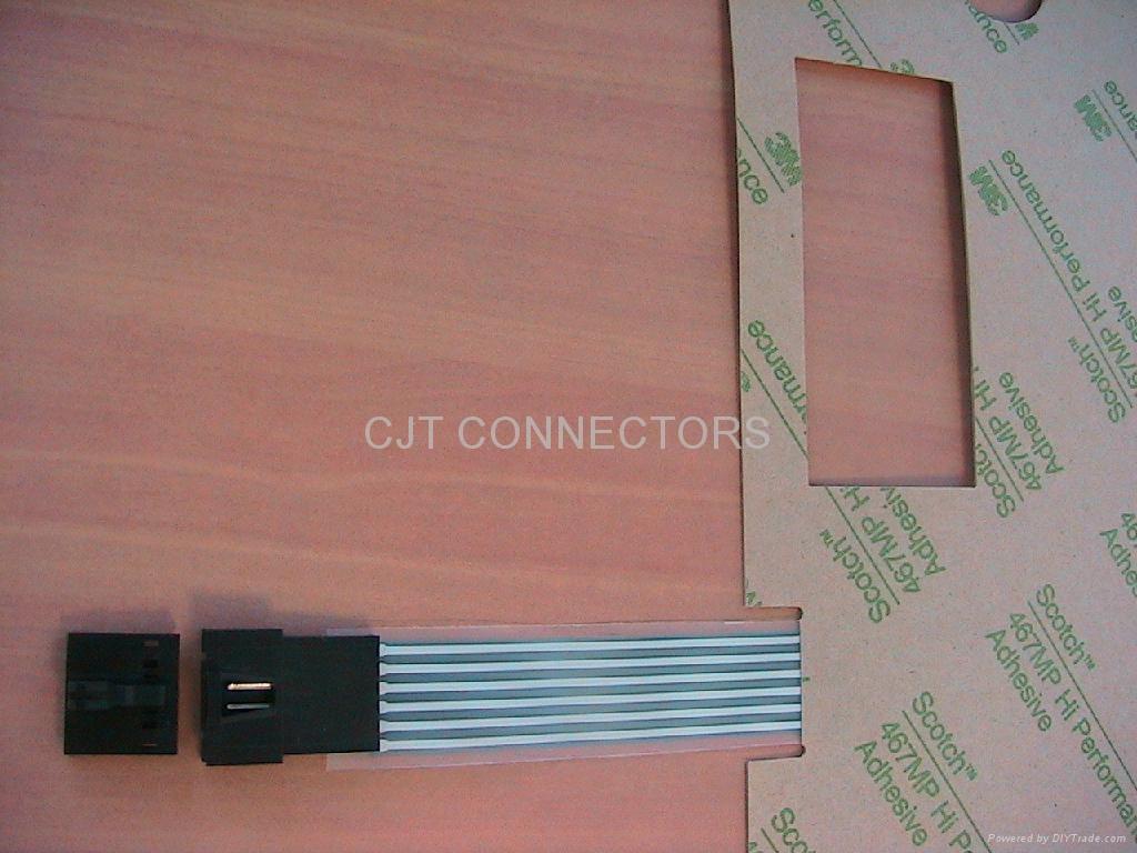 CJTconn CRIMPFLEX CONNECTORS wire to board Electronic male and female 5