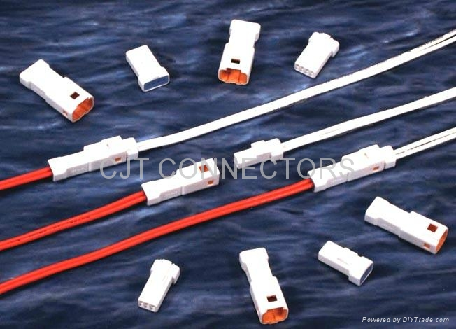 3.0mm线对线连接器贴片带定位柱线对板连接器 长江连接器 2