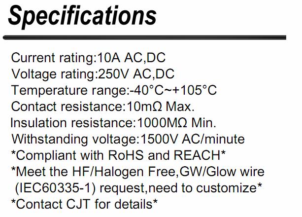 现货供应6.2mm C2020 (L 6.2) 连接器同等品线对板长江连接器 2