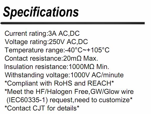 2.5mm线对板连接器 C2504(5102/5240) 电池连接器  3