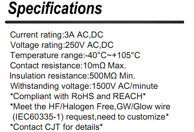 电子元器件 2.5mm线对板连接器C2521(SM) 公母接插件  3