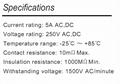 C4801(5025P/5025R) 同等品连接器