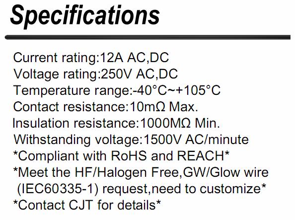 电子元器件 5.03mmC5030(1951/1619/1545/1396) 线对板连接器 压接端子配套线束 2
