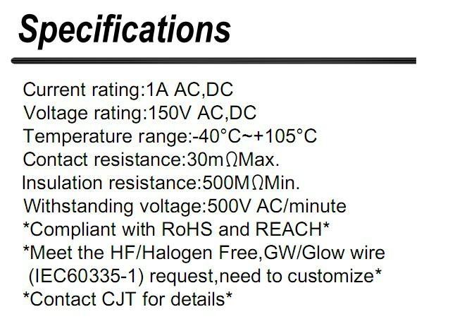 线对板连接器A1256 1.25mm(FI-S)同等品连接器 FI-W31S FI-W41S 长江连接器 3