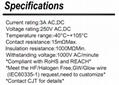 A2504(NH) CONNECTORS H2P-SHF-AA