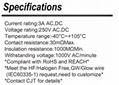 A2008(SMH200) Connector 355070200