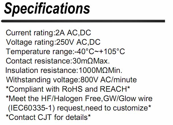 线对板防水2.0mmA2009(DF11) 连接器同等品 DF11-4DS-2C 防水连接器 长江连接器 3