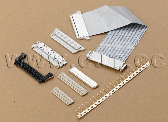 1.0mmFI-X,FI-E 连接器 FI-E FI-E30H  FI-E FI-E30HL 长江连接器厂家A1001  2