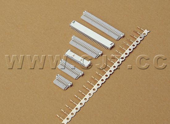 直销线对板 A1004 1.0mm(DF19)广濑连接器 DF19G-8S-1C DF19G-14S-1C 长江连接器 2