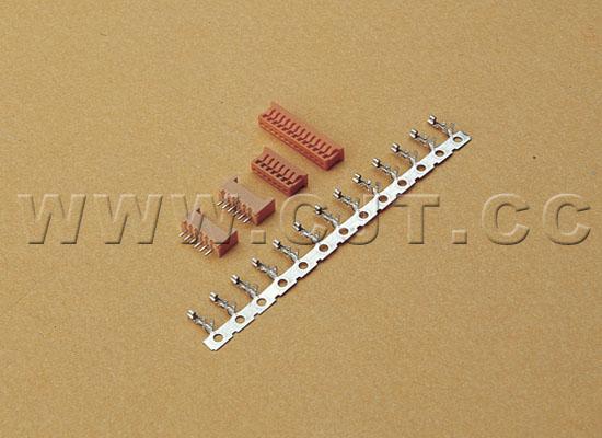 1.25mm(IL-Z)同等线对板连接器 IL-Z-2S-S125C3 长江连接器A1253  2