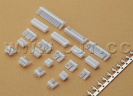 2.0mm(175778)同等线对板连接器 6-292161-2 长江连接器A2007  2