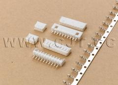 线对板2.0mm A2010(51065) 连接器同等品 0510650200 2.0线对板连接器 长江连接器