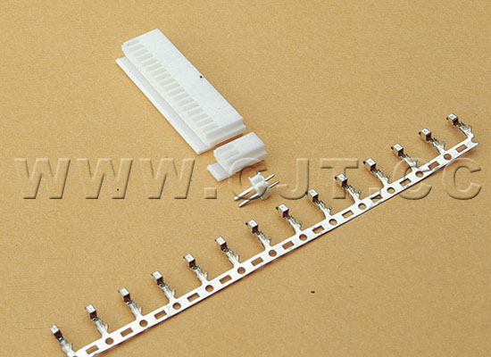 wire to board 2.5mm pitch A2504(NH) connectors H2P-SHF-AA