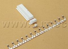 2.5mm(NH) 线对板电子连接器  H2P-SHF-AA 长江连接器A2504