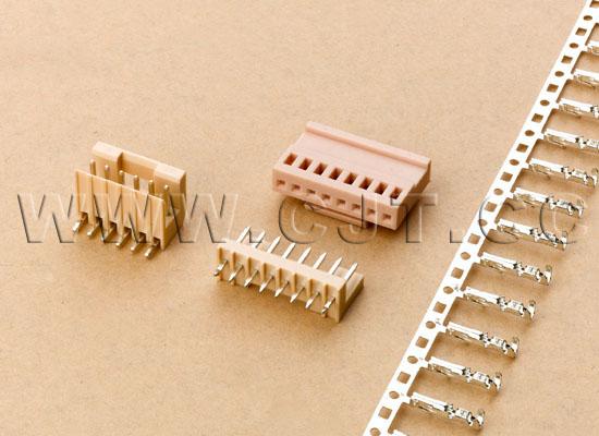 2.5mm(JS,RC)连接器同等品 JS011-06F JS011-07F 长江连接器A2506  1