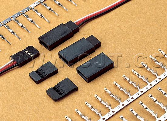 线对板电子连接器A2510 2.5mm(FUTABA/JP,JR)连接器同等品 FCH25-03MB 长江连接器 1