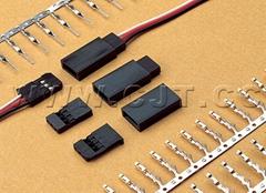 线对板电子连接器A2510 2.5mm(FUTABA/JP,JR)连接器同等品 FCH25-03MB 长江连接器