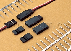 2.50mm pitch wire to board A2510(FUTABA/JP,JR) CONNECTORS FCH25-03MB